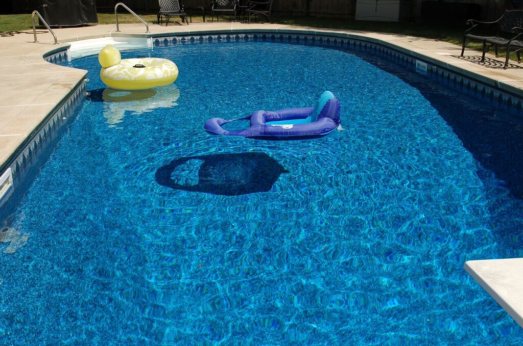 Pattern Monte Carlo Tile Courtyard Mid State Pool Liners
