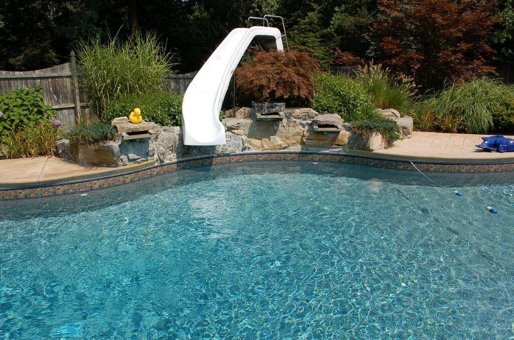 Pattern Savannah Tile Sandstone Mid State Pool Liners