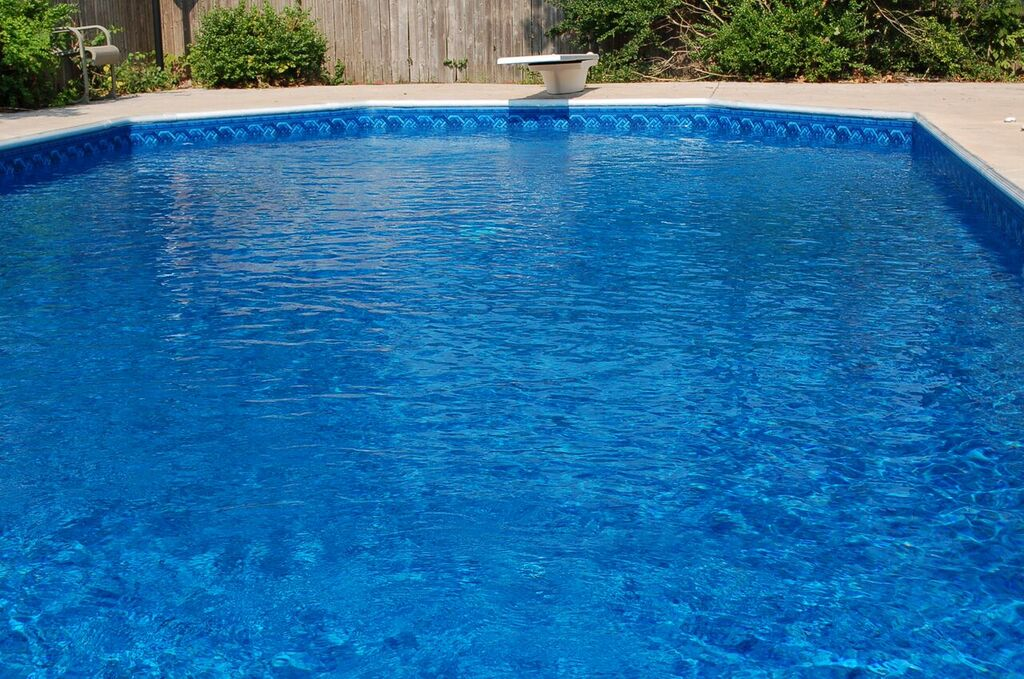Pattern Celtic Tile Cracked Ice Mid State Pool Liners