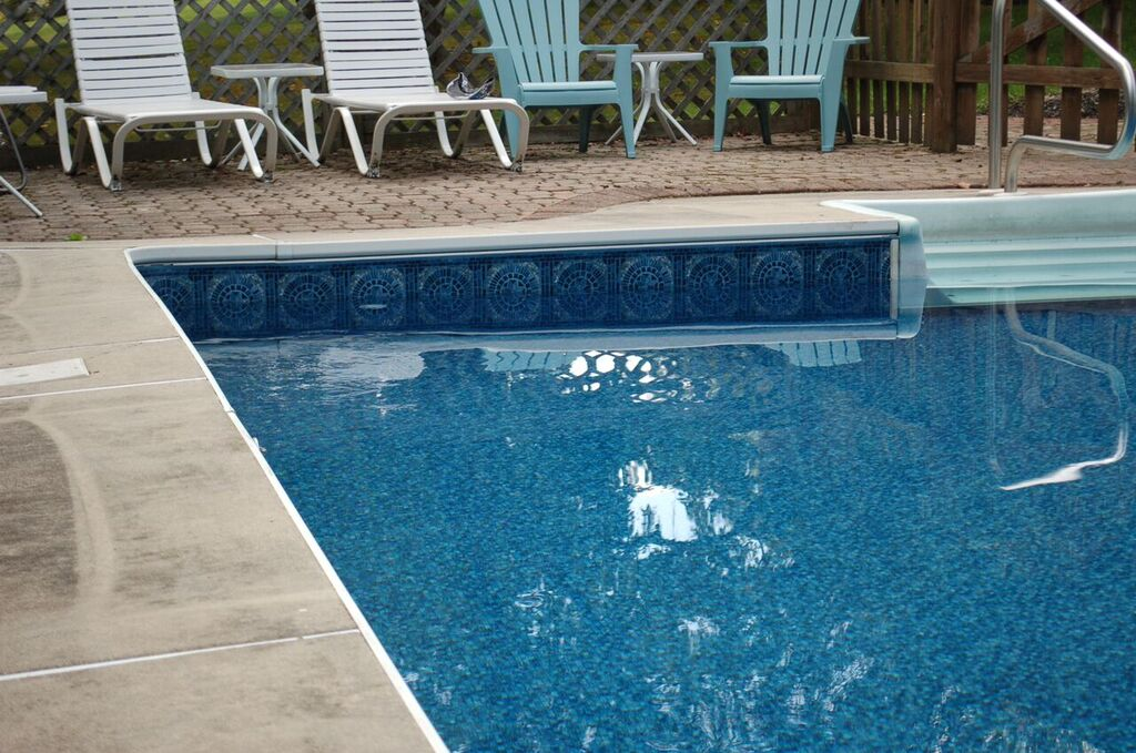 Pattern Citadel Tile Courtyard Mid State Pool Liners