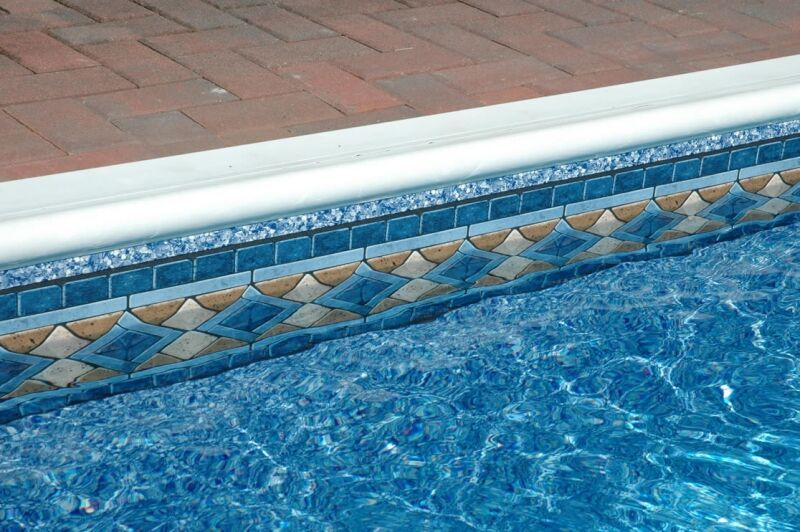 Pattern Hampton Tile Laguna Mid State Pool Liners
