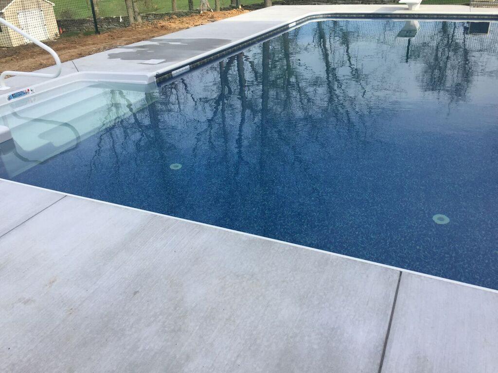 Pattern Nassau Tile Bahama Mid State Pool Liners