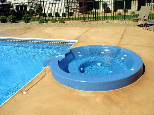 Spill Over Spas Mid State Pool Liners