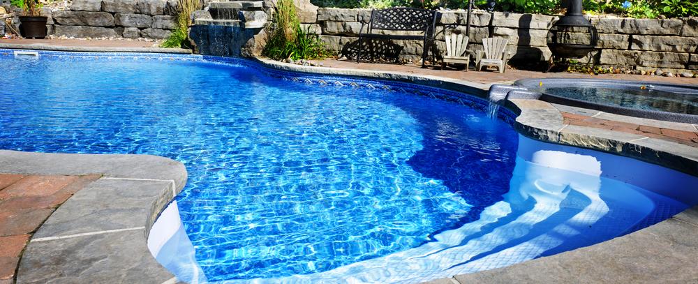 inground vinyl pool